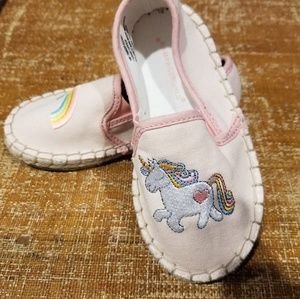 Shoes - Unicorn 🦄 and rainbow🌈 pink espadrilles